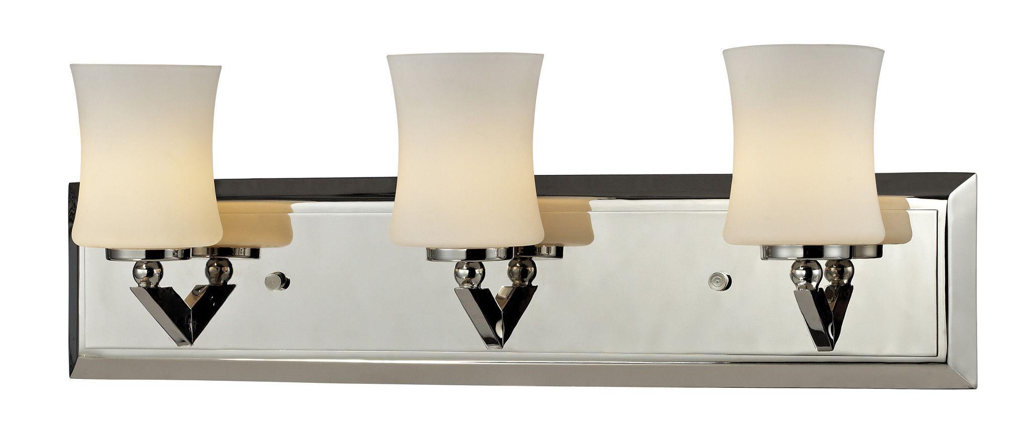 Z-Lite Elite 608-3V-CH Vanity Light