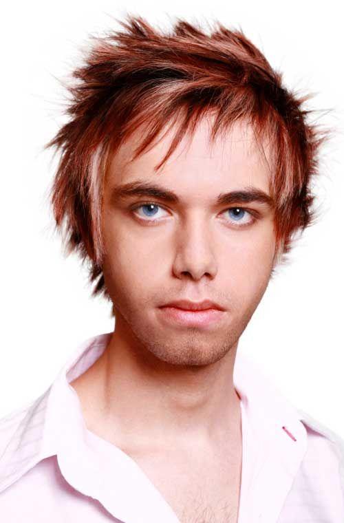 virtual hair color | Men Short Hairstyle | Men\'s Haircut and ...
