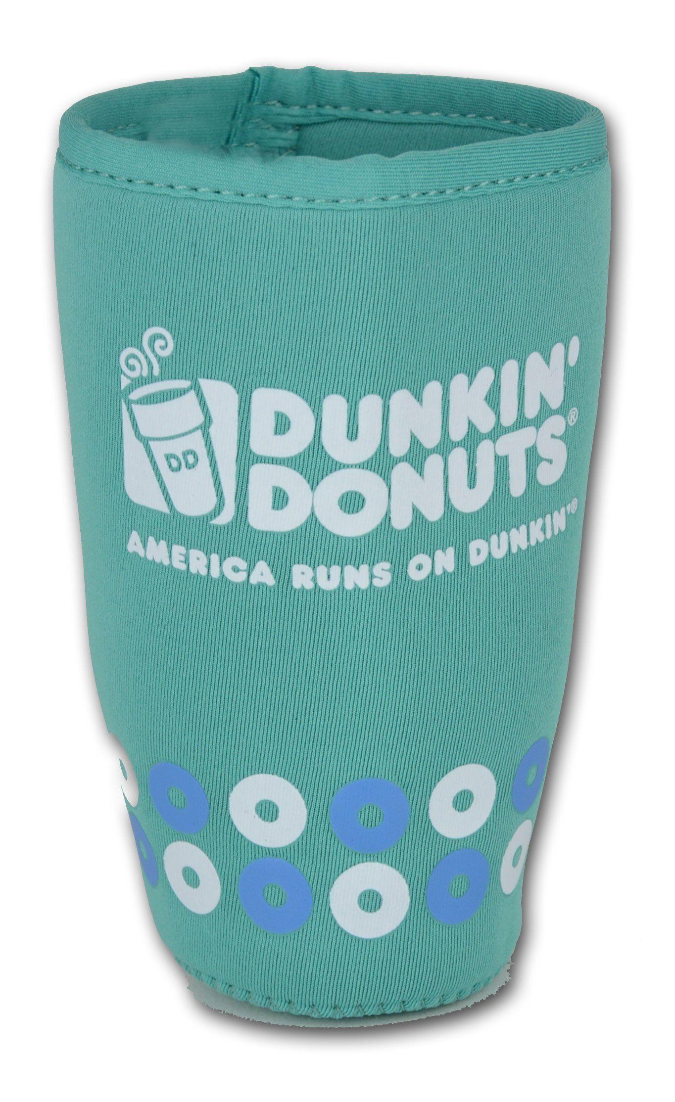 Dunkin Donuts Md Koozie Cooler Cup Holder Medium Ice