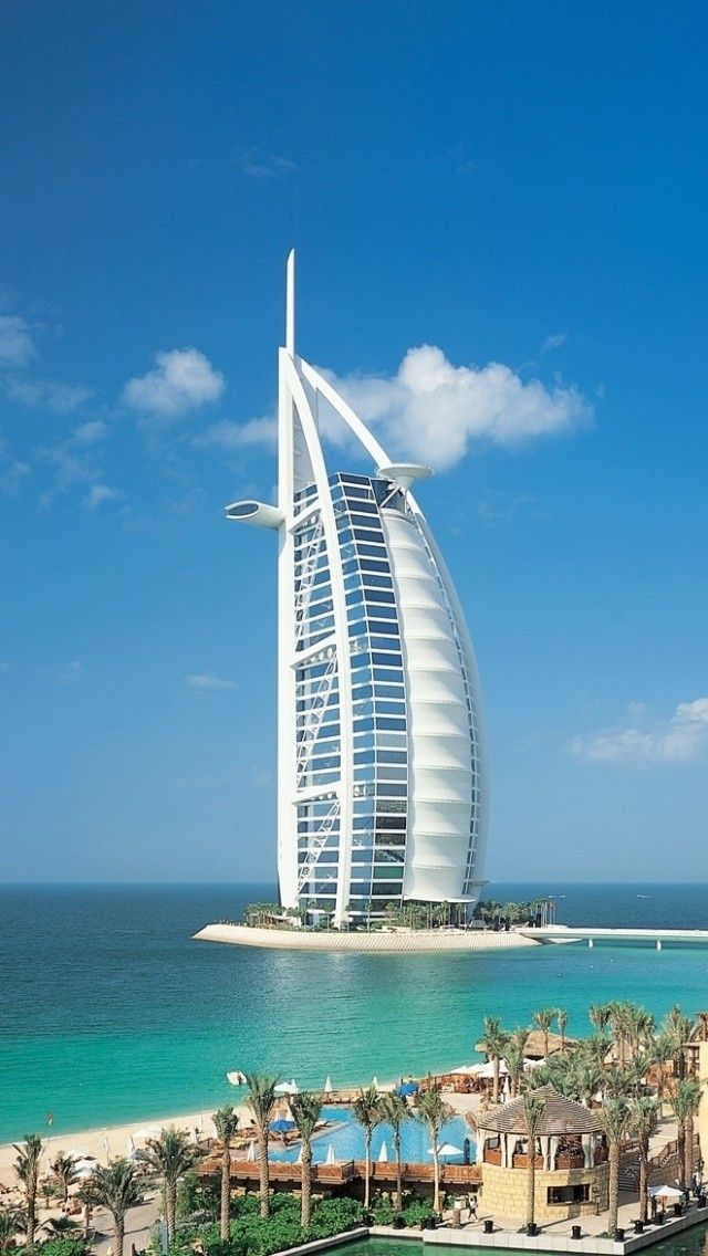 Burj al arab the world s only 7 star hotel beautiful for The most beautiful hotel in dubai