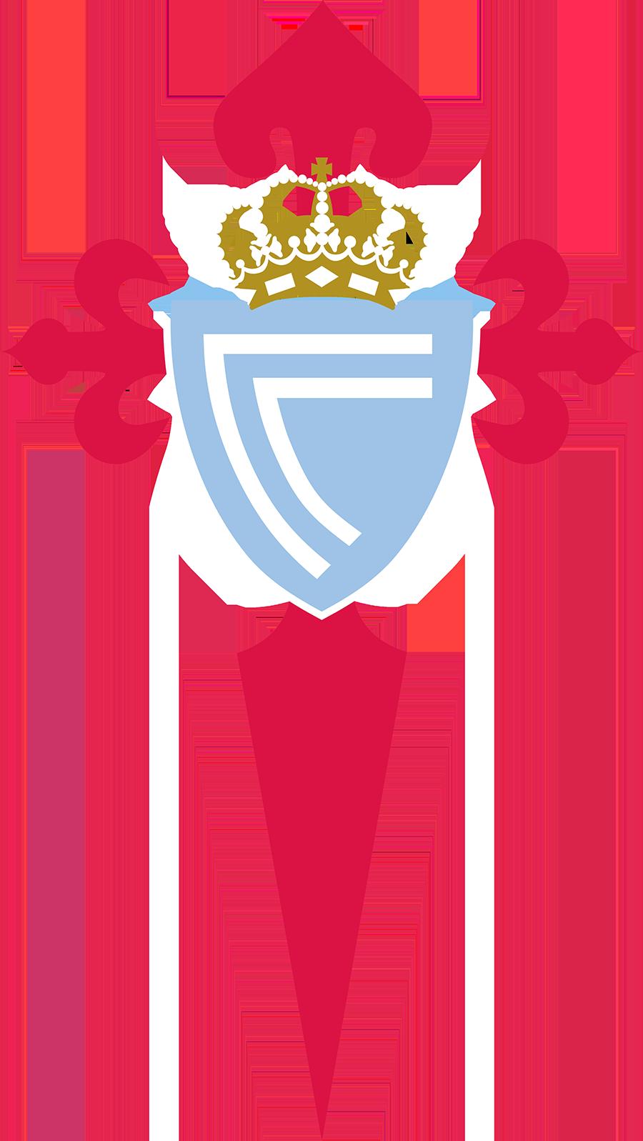 Logo Celta De Vigo trong 2020 Bóng đá
