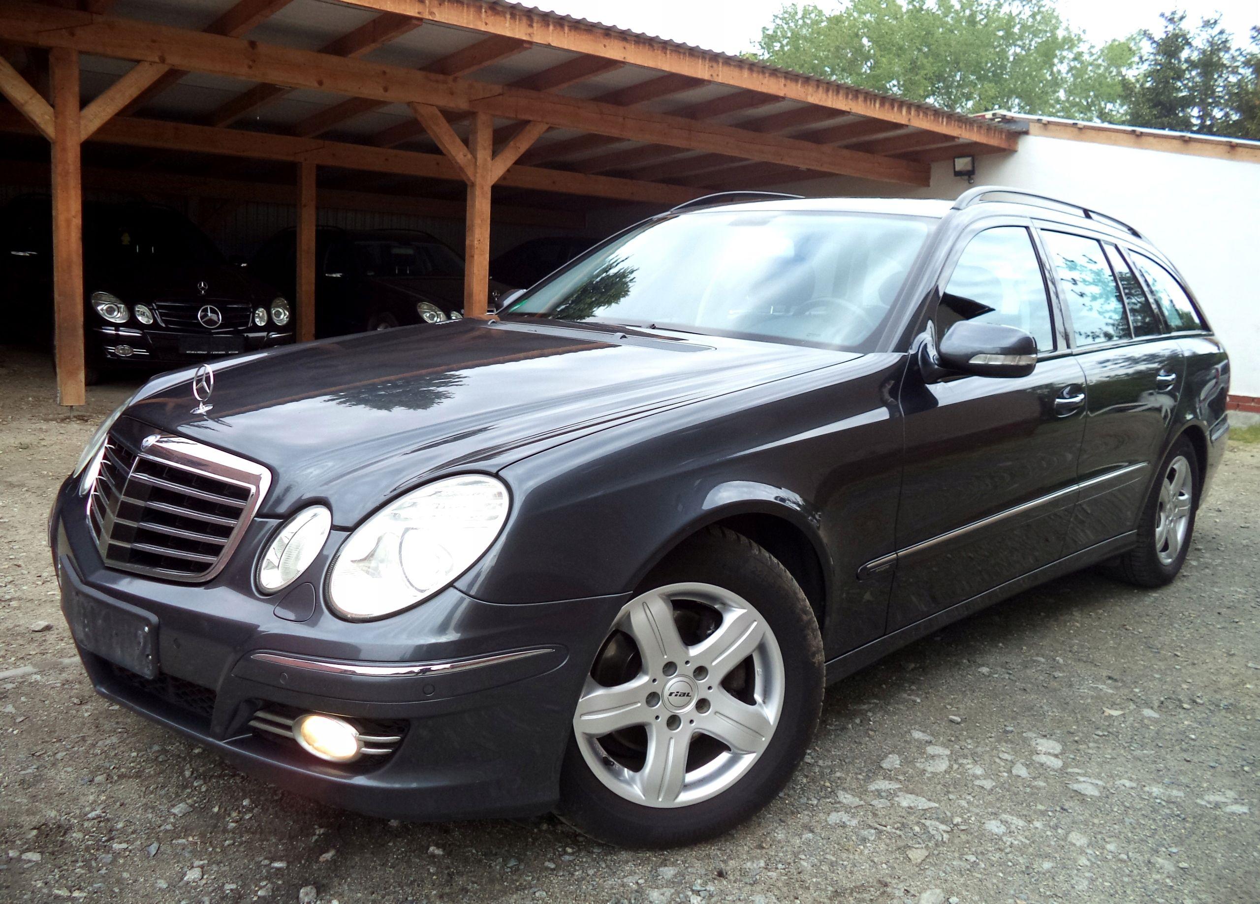 Mercedes W211 E280 Cdi V6 Avantgarde Kombi Lift 8175623708 Oficjalne Archiwum Allegro Mercedes W211 Mercedes Bmw Car
