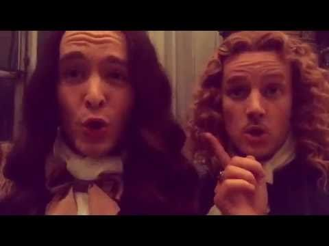 Alexander Vlahos And Evan Williams Sweetest Actors Ever Monchevy Youtube Evan Williams Tv Shows Funny Versailles Tv Series