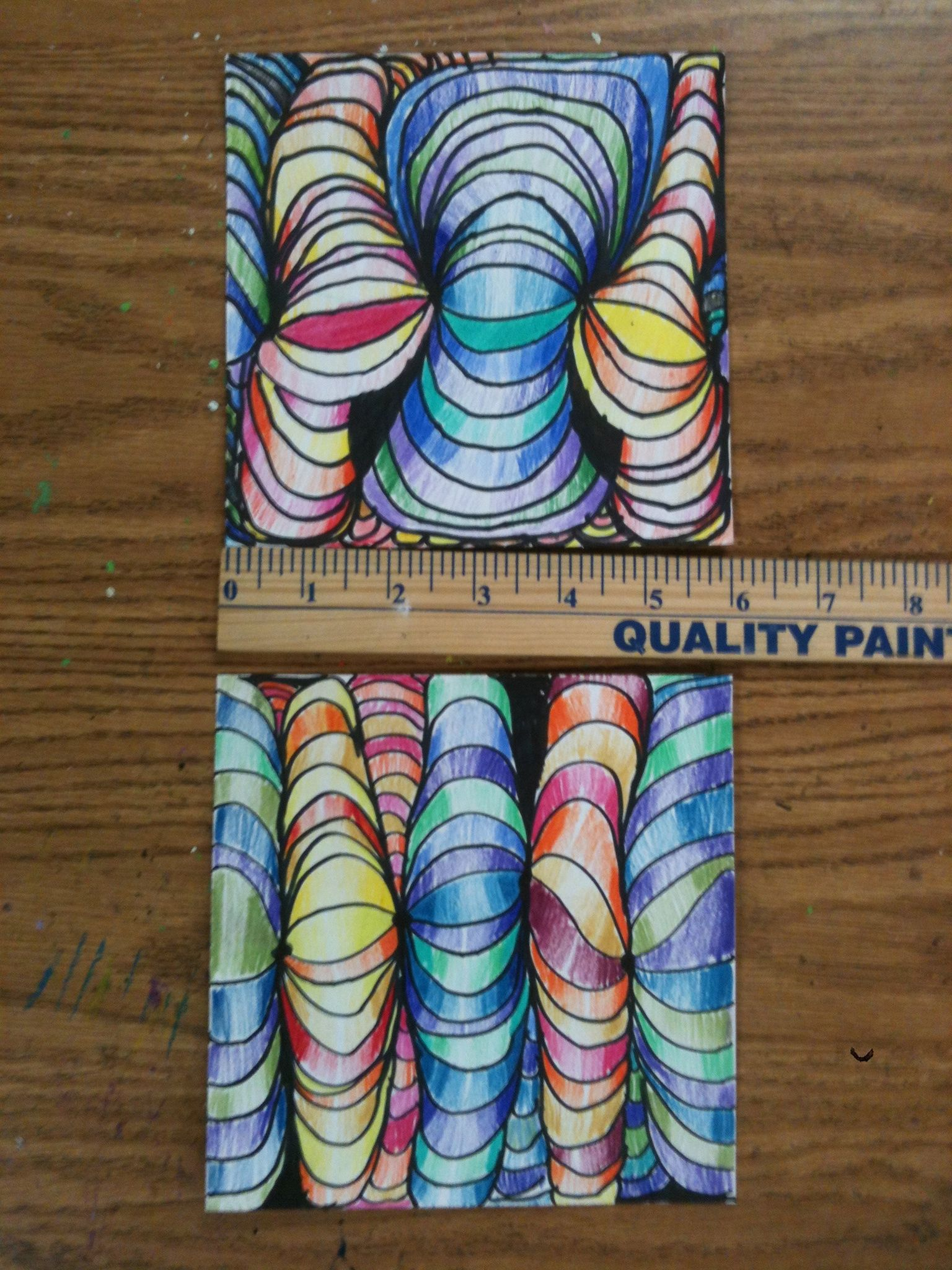 Colored Pencil Art Projects