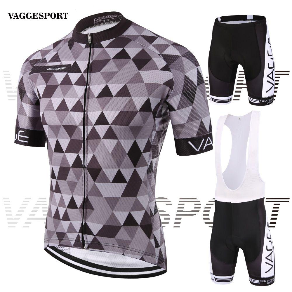 Hot sell gray polyester cycling wear bib sets short sleeve full zipper cycling  clothing professional men lycra bike t-shirt edfe0caed
