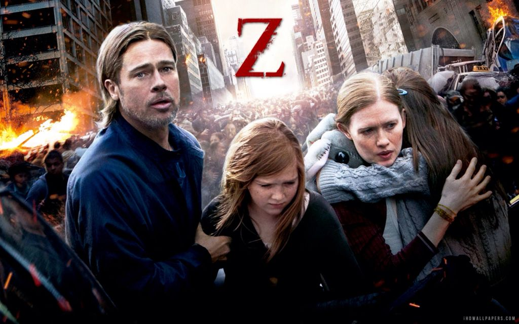 world war z | Streaming movies, Zombie movies, Full films