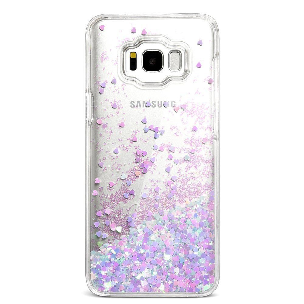Popular Brand For Samsung Galaxy Note 4 Case Note 3 Phone Case Luxury Liquid Quicksand Sand Ice Cream Bling Shockproof Protective Cover Elegant Appearance Phone Bags & Cases Rhinestone Cases