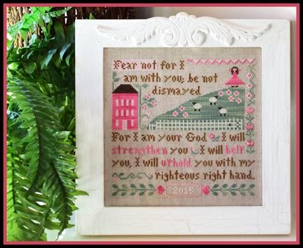 Little House Needleworks - Fear Not