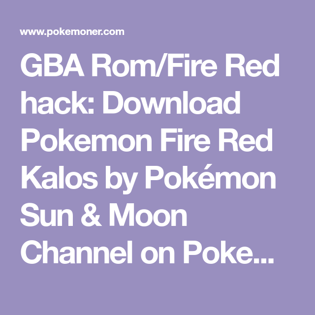 Pokemon Fire Red Apk V1 1 Latest Download For Android Pokemon Firered Pokemon Pokemon Theme