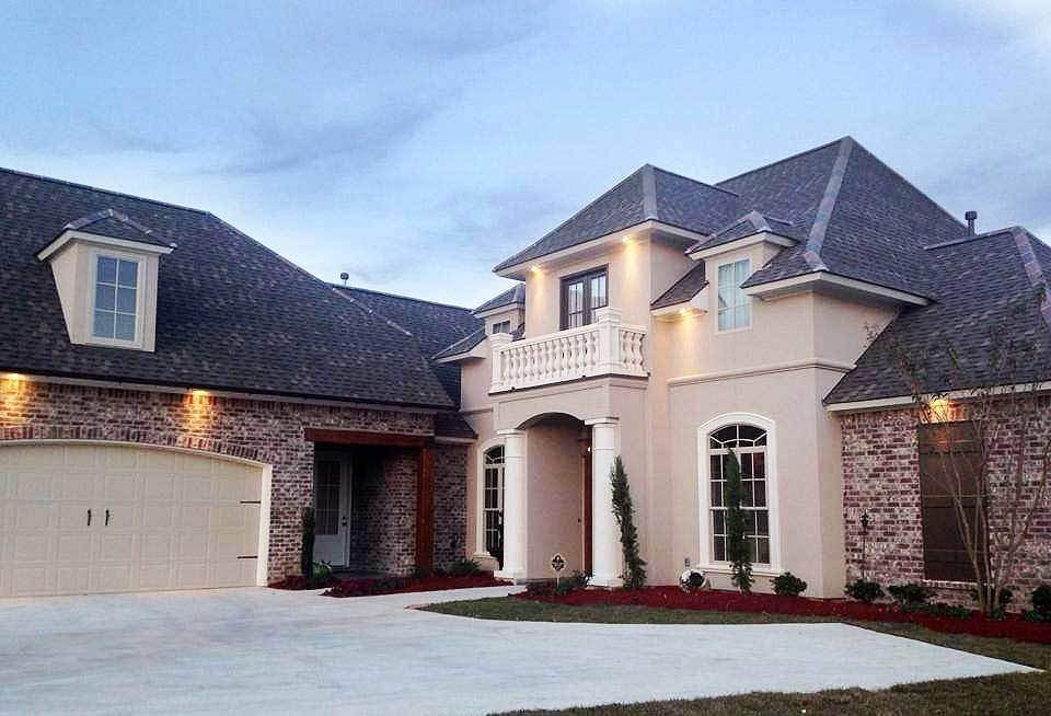 Elegant French Country Home Plan 56368SM