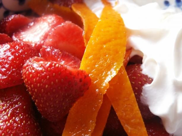 Strawberries With Cointreau Recipe  - Food.com