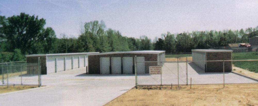 Mini Storage Buildings Plans Self Metal For Warehouse Business