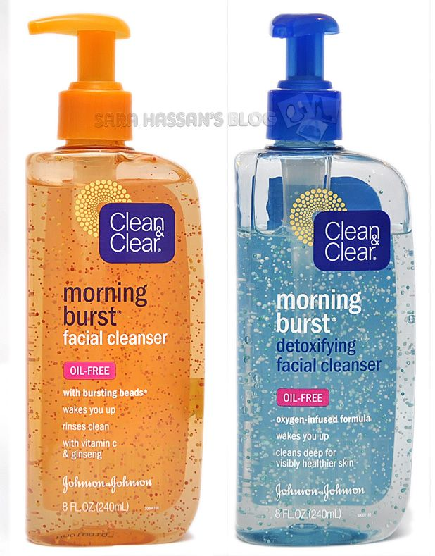 Clean Clear Morning Burst Facial Cleanser Morning Burst Detoxifying Facial Cleanser Review Diy Facial Cleanser Oil Free Facial Cleanser Facial Cleanser