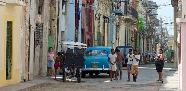 Havanna, Kuuba http://www.rantapallo.fi/kuuba/havanna/