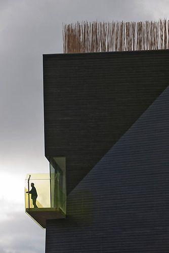 Steven Holl Architects — Knut Hamsun Center