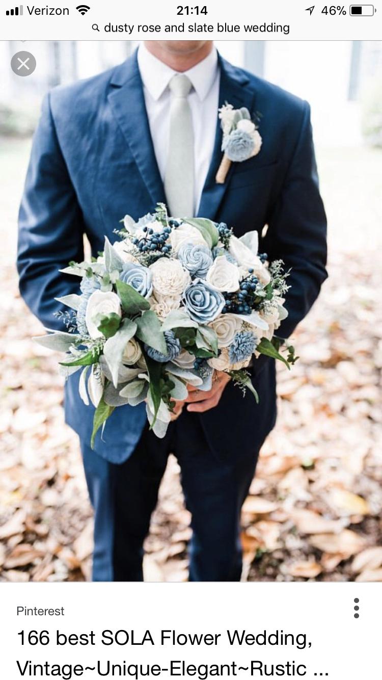 pinkim gatab on wedding   blue wedding flowers, wedding