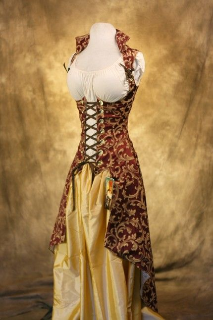 2732439c78e Looking for a Tailled Corset Bodice Pattern