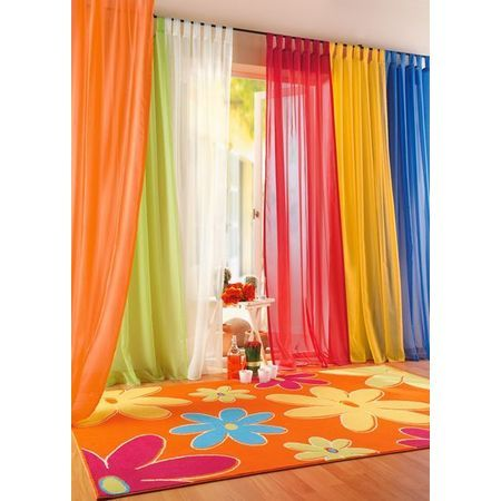 curtains for cupboards | Living Room Decorating Ideas Using ...