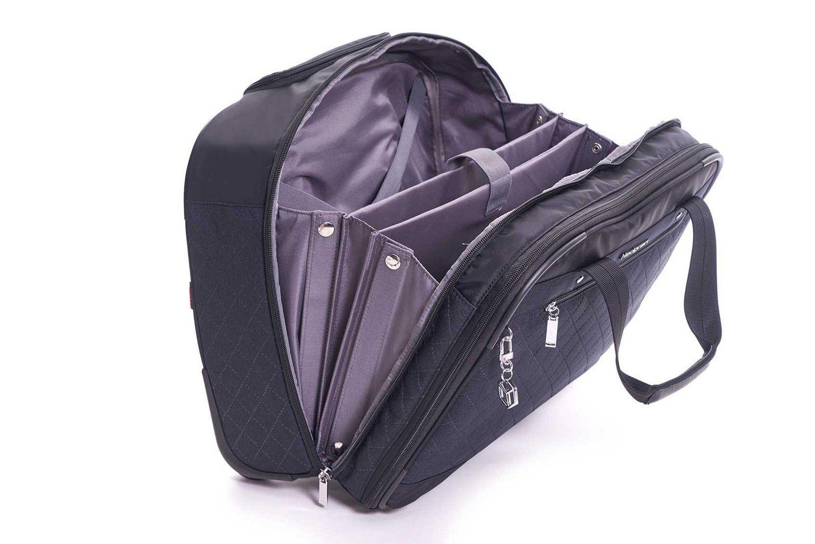 f493c475260d Women's Onyx Mobile Office Bag Diamond Star Collection Hedgren ...