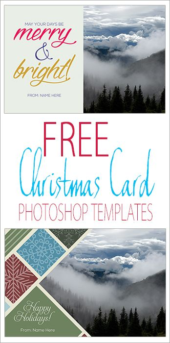 3 Free Photoshop Christmas Card Templates Photoshop Christmas Card Template Christmas Card Template Christmas Card Templates Free