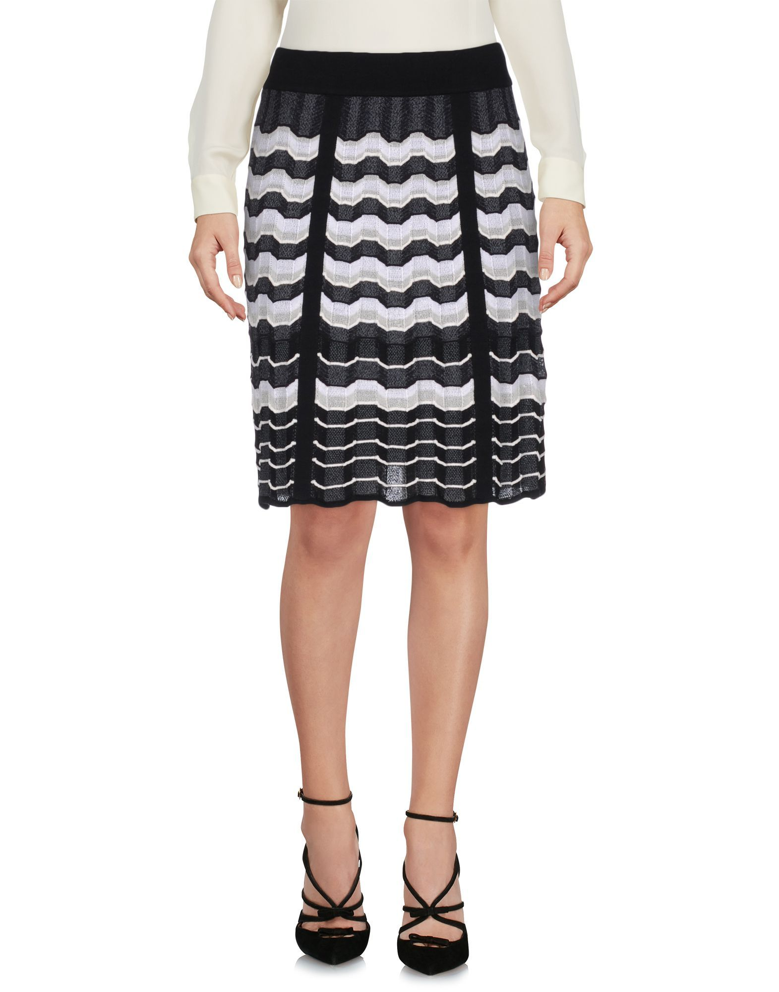 In China Online SKIRTS - Knee length skirts M Missoni Deals Cheap Price JW4UdV