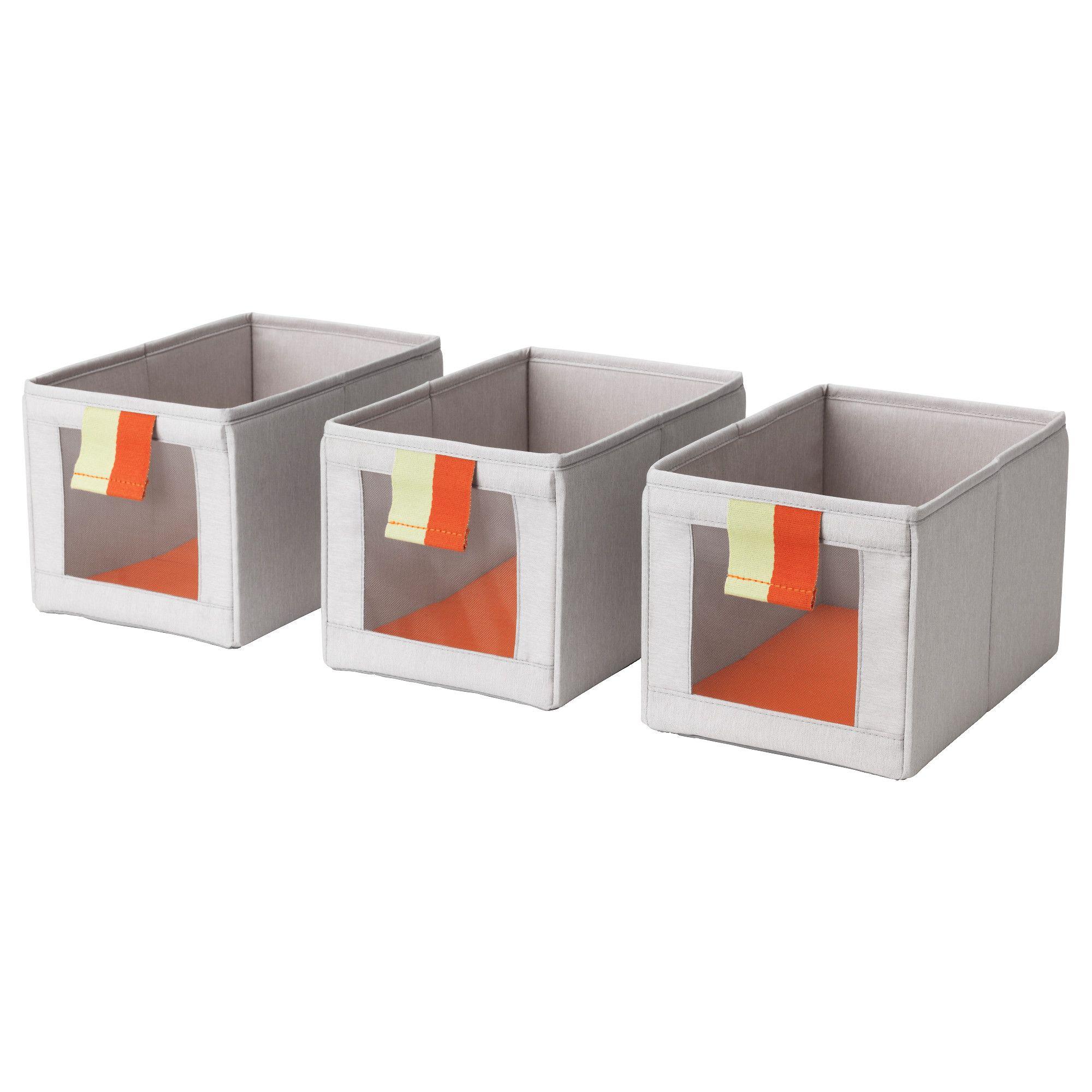 ikea sl kting box is great for montessori baby closet montessori rh pinterest ch