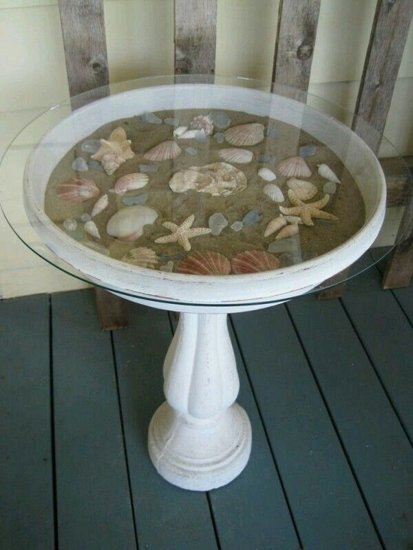 love for end tables! | that perfect home | pinterest | beach
