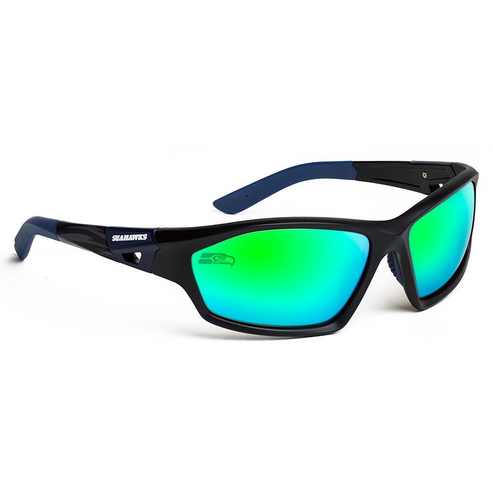 Seattle Seahawks NFL Adult Sunglasses Lateral Series