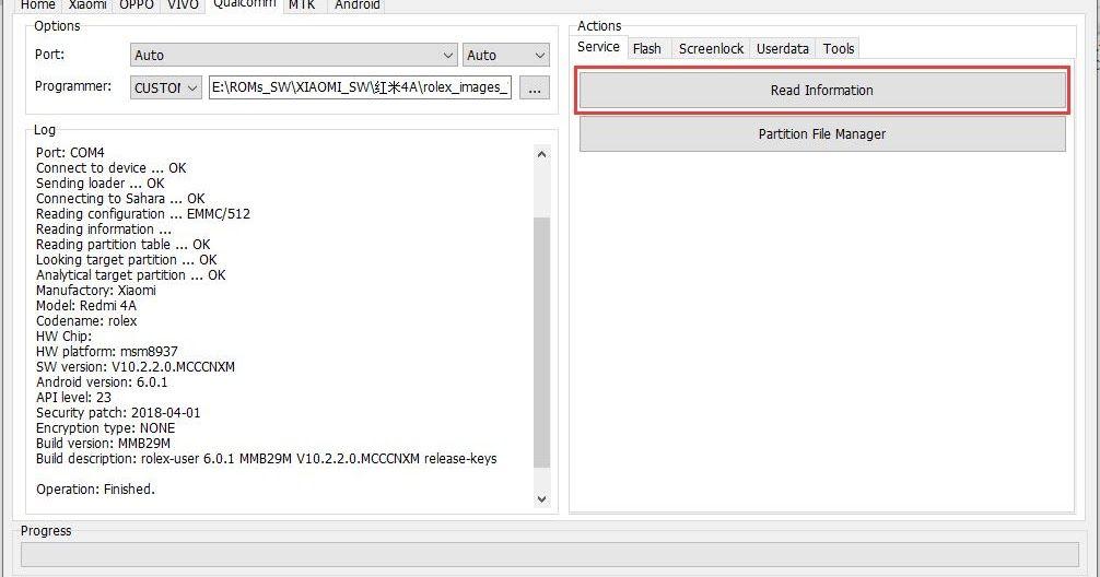 Eme Mobile Tool Emt V2 09 01 Added Xiaomi Qcom Authentication