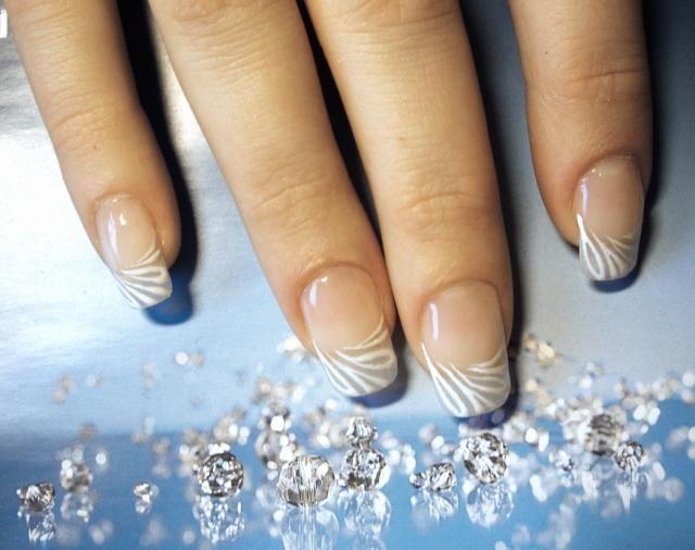 nail art mariage 55 id es splendides pour votre jour j ongles pinterest manucure. Black Bedroom Furniture Sets. Home Design Ideas