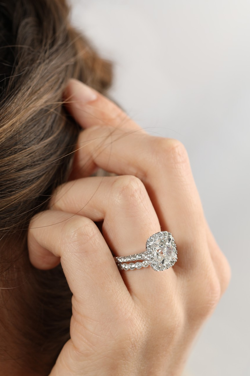 You Got Your Dream Engagement Ring After Subtly Sending Him Your Pinterest Board Of Course Now It S Time To Pi Dream Engagement Rings Rings Engagement Rings