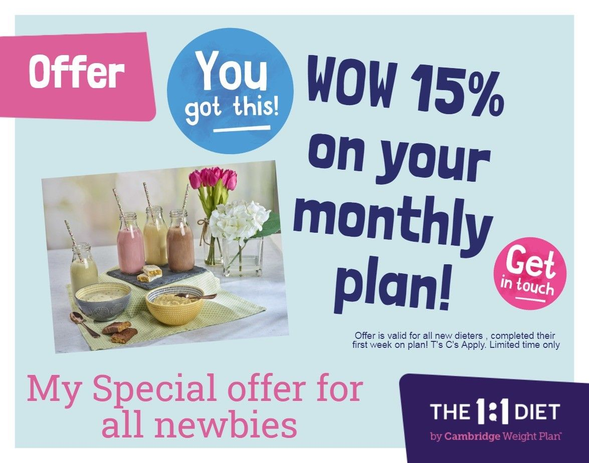 Wow My Special Offer For All Newbies In 2020 Diet Cambridge Weight Plan Halal Recipes