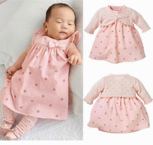 Resultado de imagen para ropa de bebe recien nacido para niña carters efb7a1fdc76
