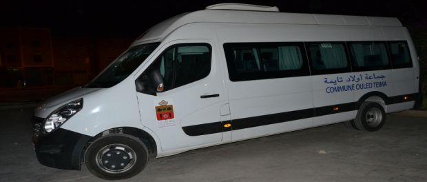 المنبر الرياضي Bus Vehicles