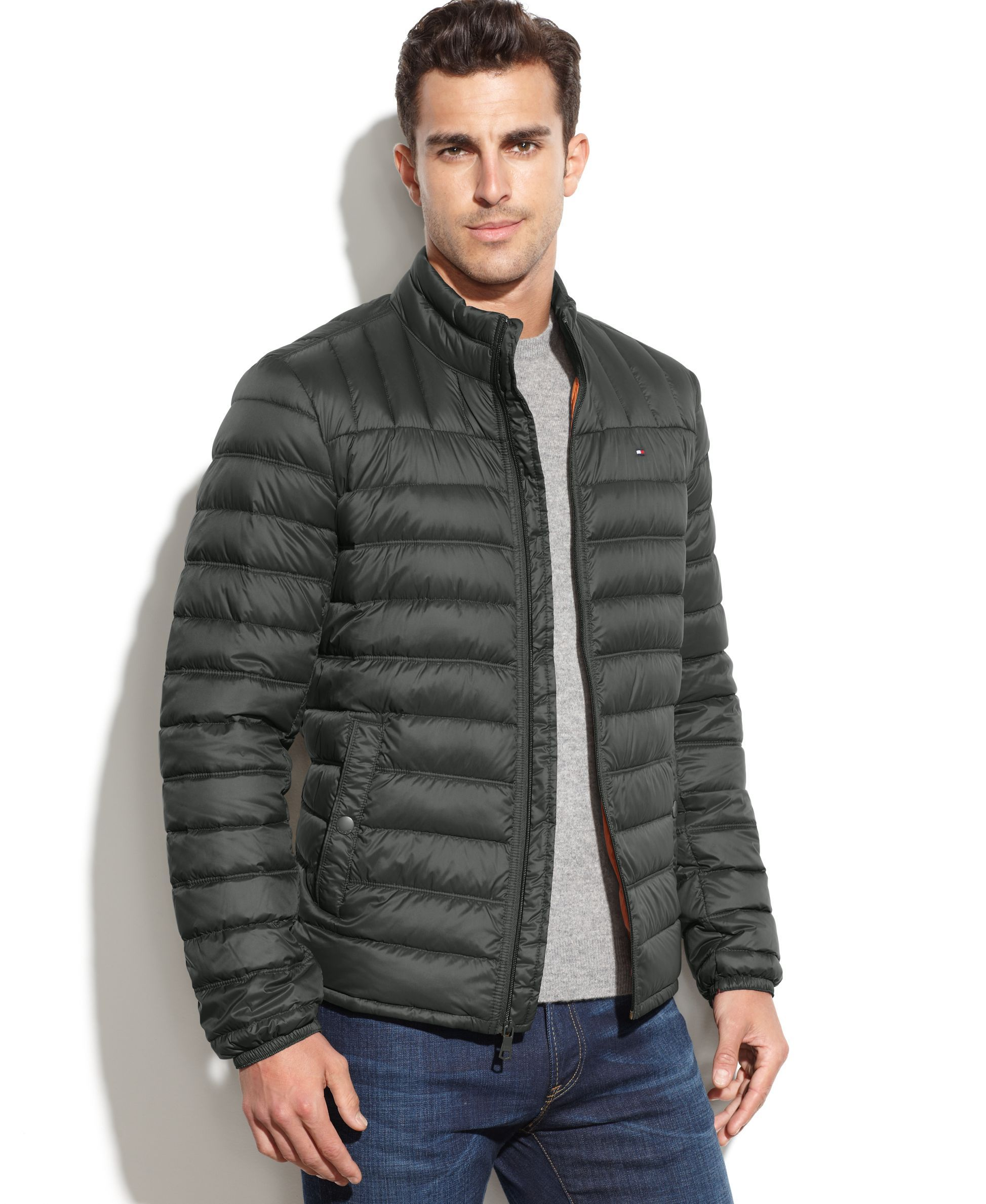 b0be271cf650 Tommy Hilfiger Quilted Packable Down Puffer