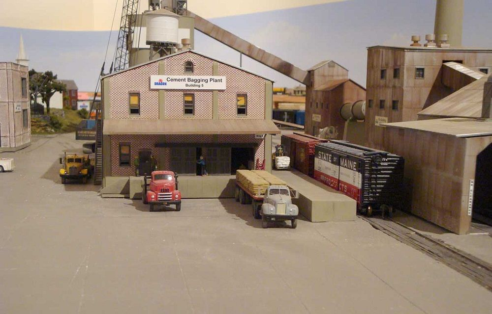Walthers Valley Cement : Model railroad trains pinterest models ho scale and