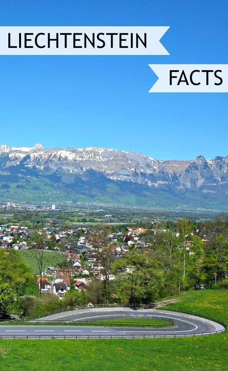 Vaduz Capital Of Liechtenstein And Some Facts About The Country Wonderful Wanderings Reisen Triesenberg Kunstmuseum Liechtenstein