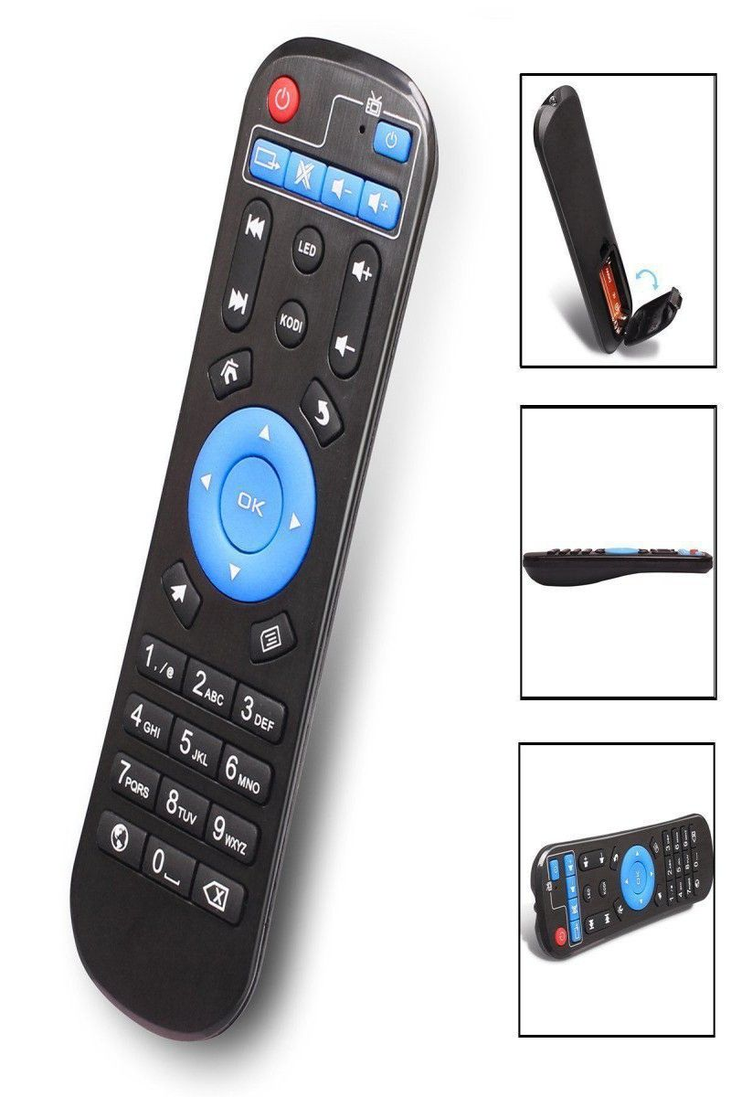 Details about Replacement TV Box Remote Control For T95Z