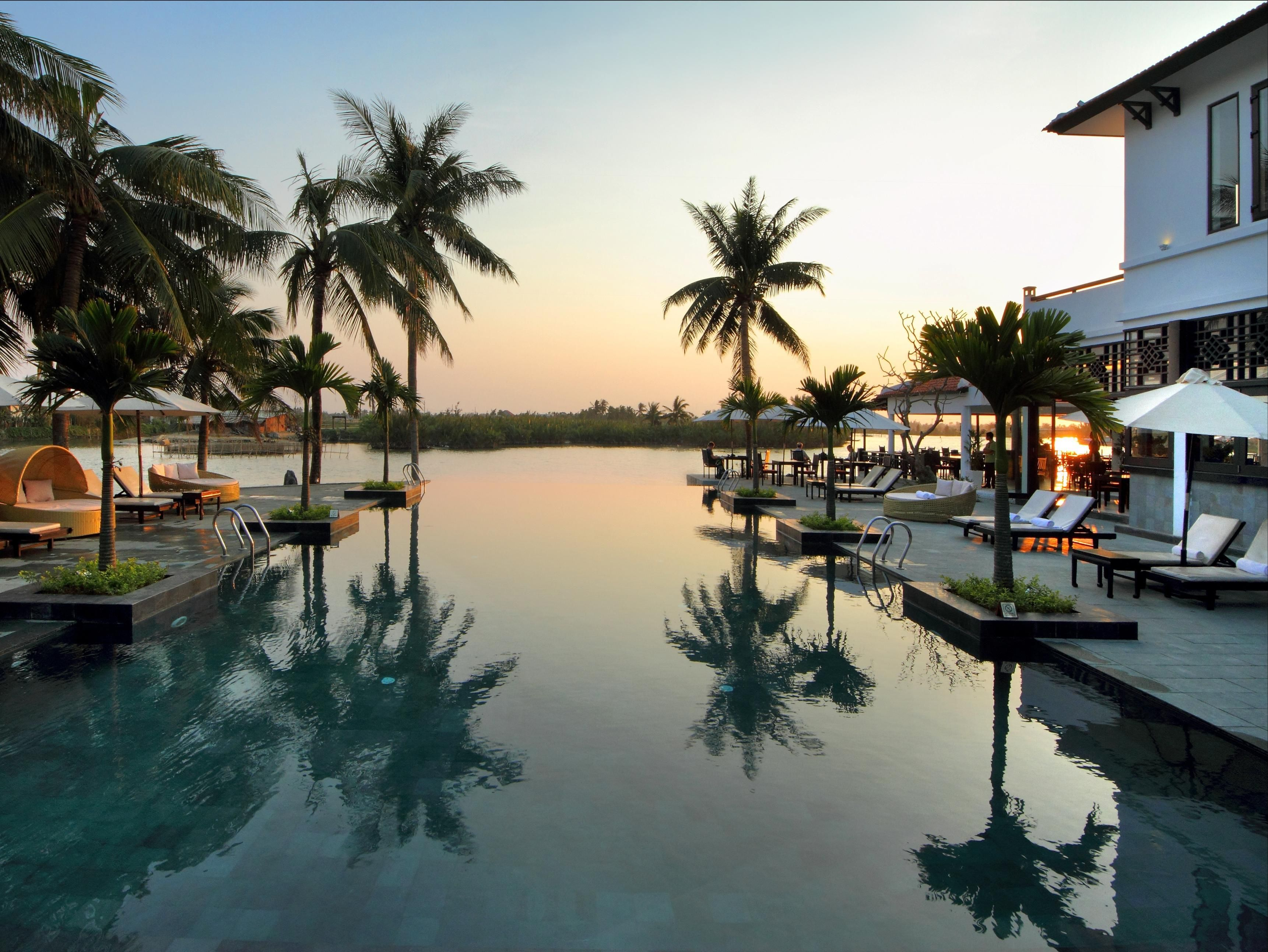 Hoi An Hoi An Beach Resort Vietnam  Asia Located In Cua