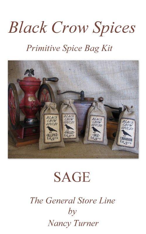 Black Crow Spice Bag Kits
