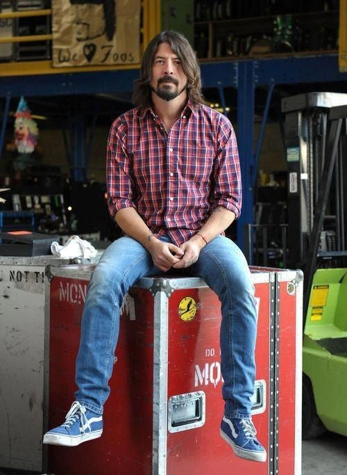Dave Grohl of the Foo Fighters and Nirvana is very ENFJ.  Now I love him that much more