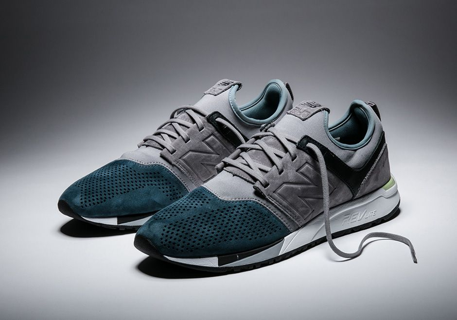 New Balance 247 Luxe January 7th Release Date Sneakernews Com Everyday Shoes New Balance Limited Edition Sneakers