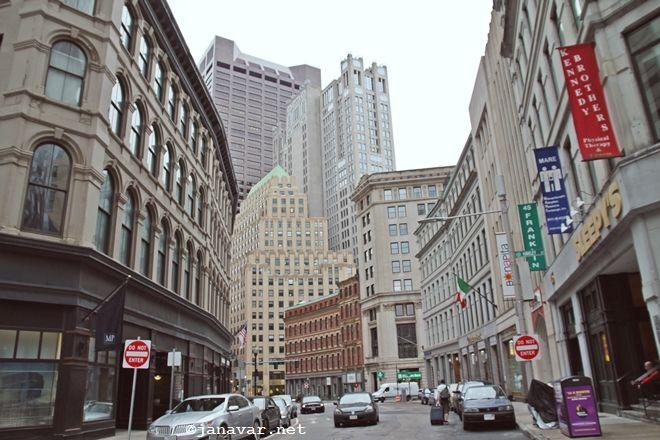 Why I stay in Boston for winter break | janavar.net