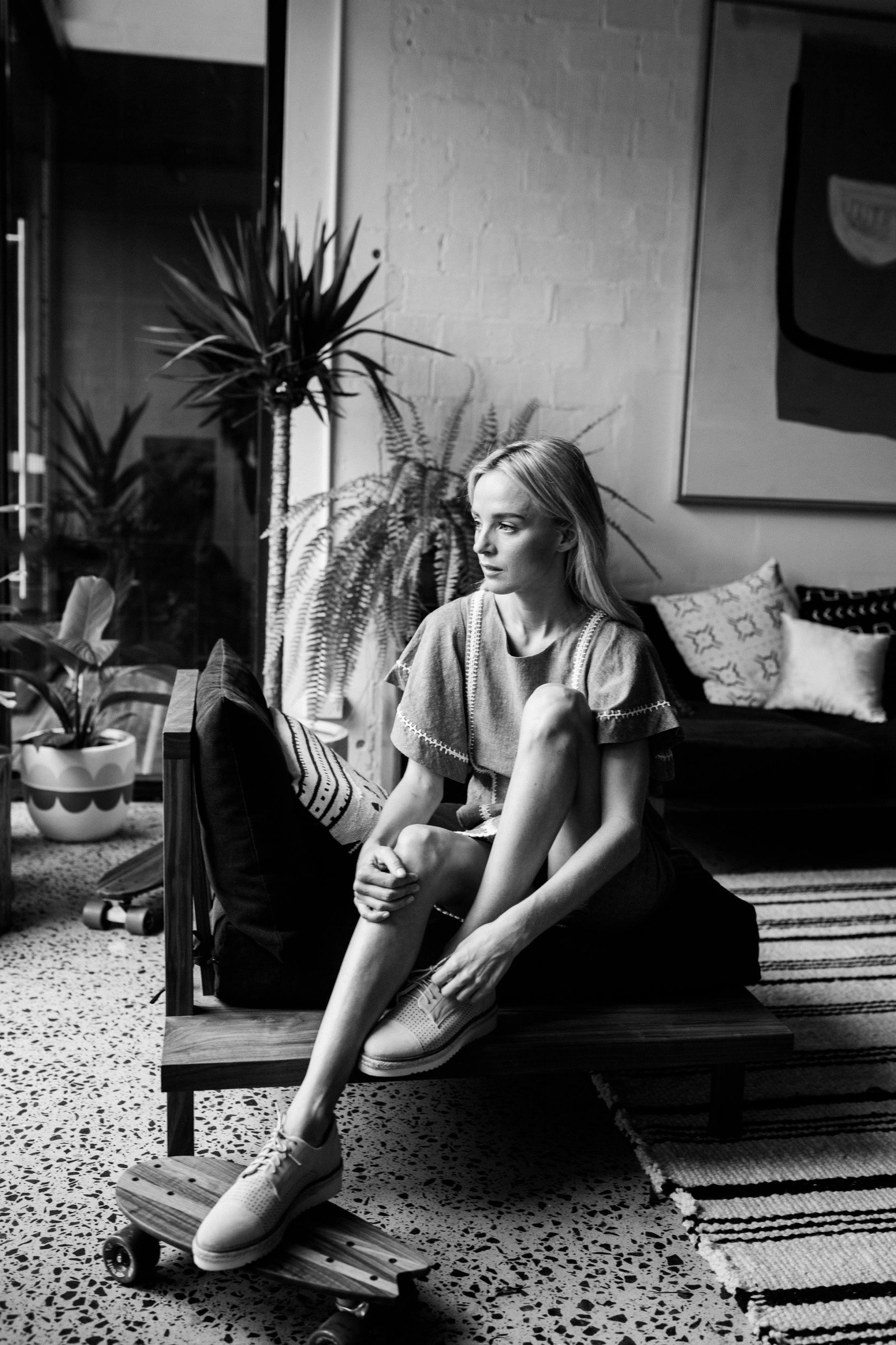 Photograph: Alice Mahran || All Garments And Kicks Via Seed Heritage. Model: