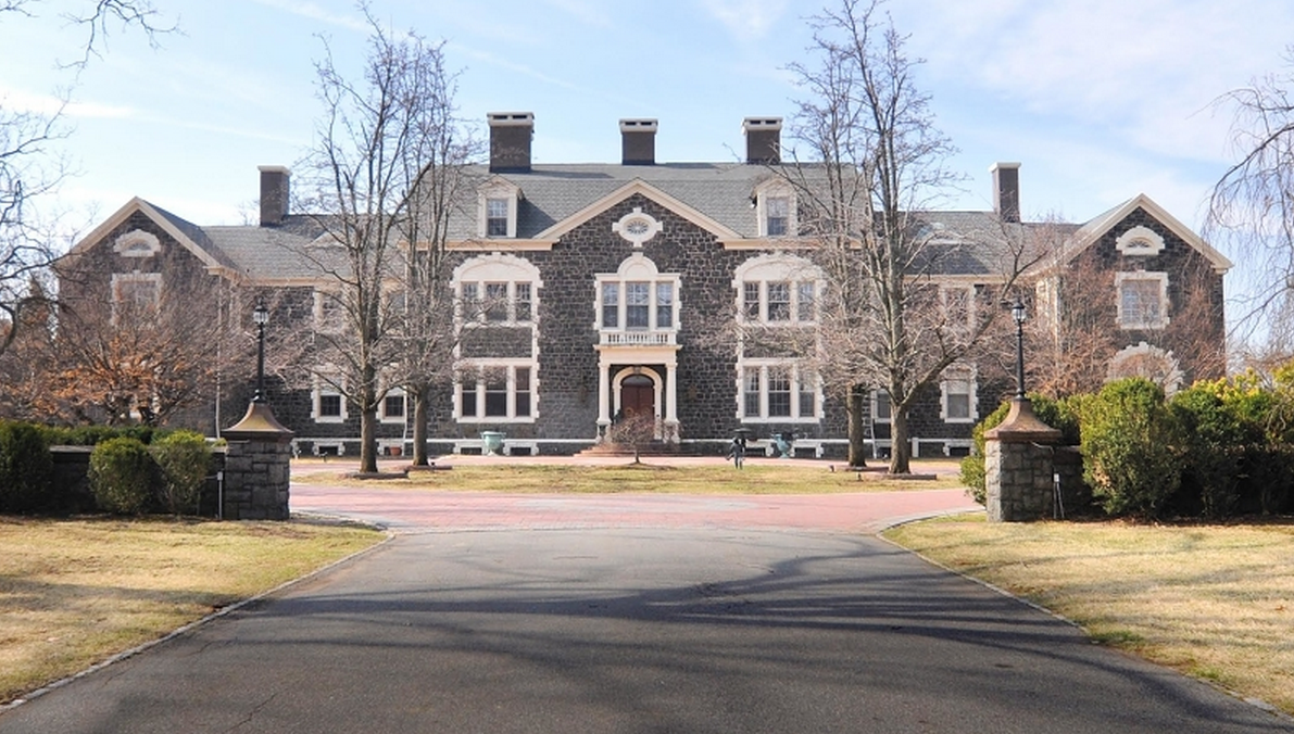 Historic 30 room mansion in livingston nj worlds most House builders nj