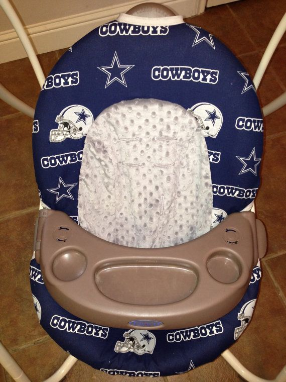 Dallas Cowboys Baby Swing Cover