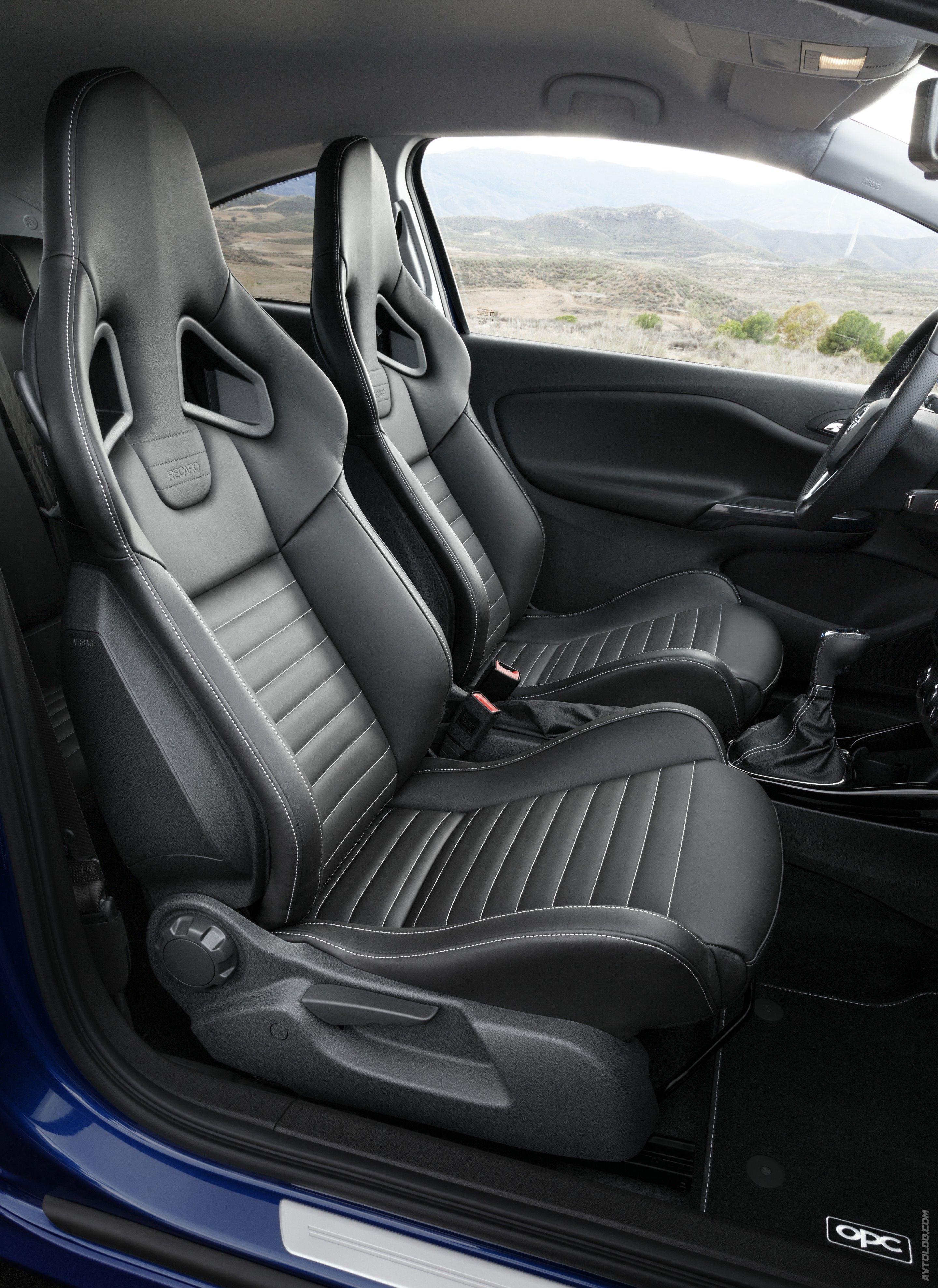 Раскрыта «атлетичная» 2015 Opel Corsa OPC | Corsa OPC\'s | Pinterest ...