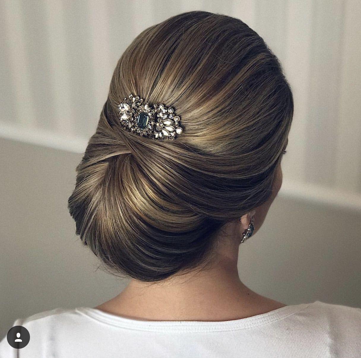 Pin De Khadija Oulaya En Penteados Peinados Con Pelo Recogido Peinados Boda Pelo Corto Peinado De Novia Recogidos