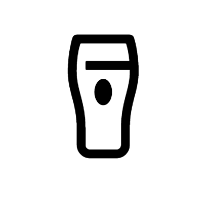 Beer Glass Icon Beer Glass And Other 58 600 Icons From Icons8 Icon Pack Follow The Visual Guidelines Of The Operating Systems Wi Beer Glass Icon Android Icons