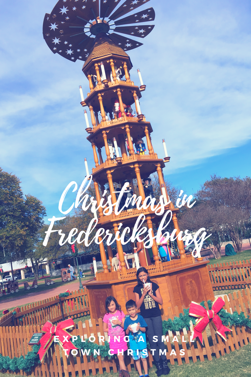 The Best Small Town Christmas Is In Fredericksburg Texas Fredericksburg Texas Texas Christmas Fredericksburg